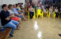 Em São José do Rio Claro, DEM sinaliza pré-candidatura com Jean Kerkoff em reunião do partido