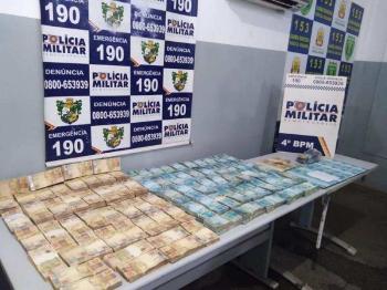 Suspeitos aplicam golpe de 1 milhão de reais em São José do Rio Claro e acabam presos