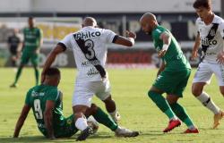 Cuiabá consegue empate com a Ponte Preta na briga por vaga na Série A