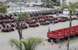 Governo entrega R$ 9,9 milhões em maquinários em 83 cidades; Sinop, Guarantã e Peixoto contemplados
