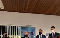 Vereador Geraldinho é eleito conselheiro para comandar UCMMAT com nova diretoria