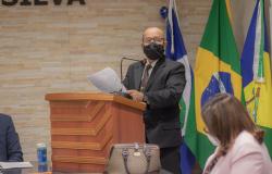 De forma unânime, Geraldinho é eleito vice-presidente da Câmara Municipal