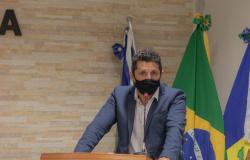 VEREADOR COBRA ATITUDE DA PREFEITURA QUANTO A FALTA DE REMÉDIOS NO HOSPITAL MUNICIPAL