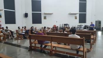 Paróquia São José promoveu formação para grupos de canto e músicos católicos