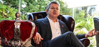 Governador Mauro Mendes