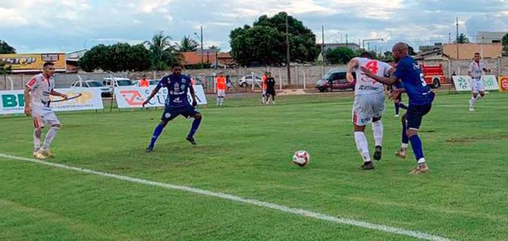 Ação bate o Nova Mutum, garante 3º lugar do Estadual e vaga na Série D do Brasileiro