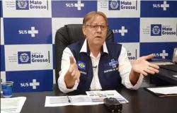 Em Mato Grosso, 18 municípios estão com risco muito alto de contaminação pela Covid-19