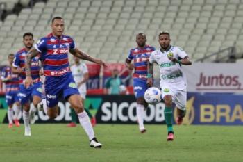 Cuiabá e Fortaleza empatam em 0 a 0 na Arena Castelão