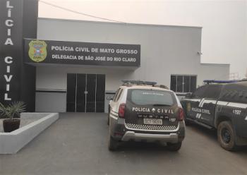 PM prende jovem de 24 anos por tentativa de estupro de jovem de 18 anos em São José do Rio Claro