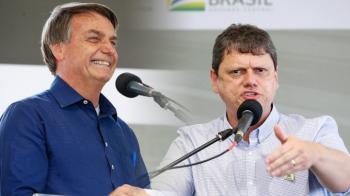Ministro Tarcísio de Freitas admite pela primeira vez que pode ser candidato ao Senado por Mato Grosso