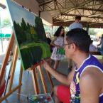 hauahuahauhauhauahhauhauahuahuahauhu24 Horas de Cultura proporcionou 25 intervenções artísticas em quatro turnos