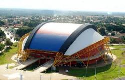 Cerimônia de abertura do JUBs leva mais de 2 mil pessoas ao Aecim Tocantins