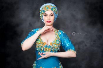 Festival de dança e culinária árabe terá curso de 'Técnicas de Quadril' com bailarina internaciona