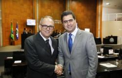 Prefeitos eleitos de Cuiabá e Rondonópolis participam de última sessão na Assembleia