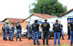 Policiais civis e militares cumprem mais de 30 mandados em Água Boa e Nova Xavantina