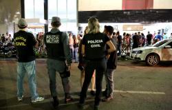 Polícias Civil e Militar desarticulam bocas de fumo em Várzea Grande