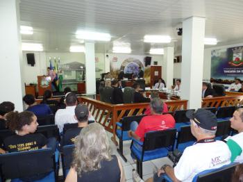 Câmara de Tangará da Serra: PMDB e PSDB somam oito cadeiras.