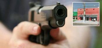 4 ladrões fazem 'a limpa' em farmácia que já foi assaltada 11 vezes