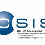 CSIS ERP de Aplicativo Web  Desenvolvimento Personalizado para Sua Empresa