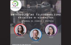 Sindicalizados ganham desconto em curso de telejornalismo