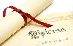 UTILIDADE PÚBLICA: diplomas prontos no IVE