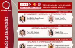 Lives Sindjor/Ministério Público debatem liberdade de expressão; ação atende demanda de jornalistas
