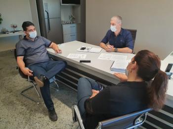 Entidades pedem vacinação de jornalistas em Lucas do Rio Verde