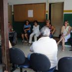 hauahuahauhauhauahhauhauahuahuahauhuReunião com o Conselho Gestor do Centro de Saúde do Bairro Novo Terceiro