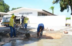 Prefeitura reforma Centro Comunitário e assegura espaço confortável para moradores