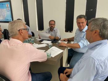 Reunião com lideres