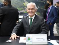 Professor Mário Nadaf preside Comissão de Educação, Ciência e Tecnologia