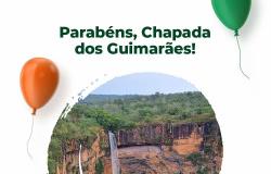 Aniversário Chapada dos Guimarães