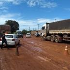 Marcelândia: Motorista morre prensado em caminhão durante manobra  na manhã de ontem (11)