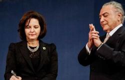 Raquel Dodge quer incluir Temer em investigação sobre R$ 10 mi da Odebrecht