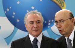 Temer diz que evitará 'quebrar equipe econômica' com saída de Meirelles