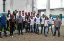 Dia Mundial da Água é comemorado com visitas educativas na Estação de Tratamento de Peixoto de Azevedo