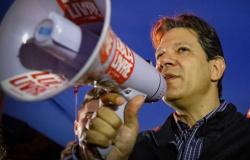 Pesquisa: como candidato de Lula, Haddad salta e encosta em Bolsonaro