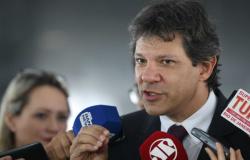 PT anuncia Haddad como candidato à Presidência da República