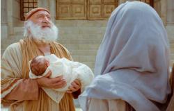 A circuncisão e apresentação de Jesus - Lc 2,22-35