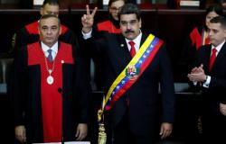 Nicolás Maduro toma posse para segundo mandato como presidente da Venezuela