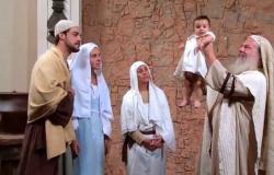 A circuncisão e apresentação de Jesus Lc 2,22-32
