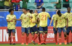Colômbia vence, deixa Paraguai em risco e Peru avança às quartas