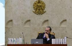 Toffoli vota por limitar compartilhamento de dados financeiros