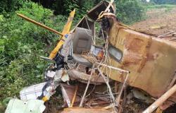 Cláudia: Piloto morre após avião agrícola cair durante pulverização de lavoura