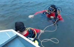 Localizado corpo da 3ª vítima que estava no barco que afundou em Sinop