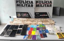 Rotam prende 5 suspeitos de aplicar golpes em página de vendas na internet