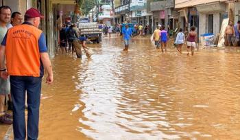Iconha foi um dos munipios do Espírito Santo atingidos pelas chuvas -Assessoria de Comunicação do Governo/Divulgação/ Direitos Reservados