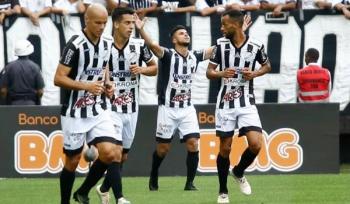 É a segunda derrota do Corinthians no Paulistão (Foto: Luis Moura /WPP/GPRess)