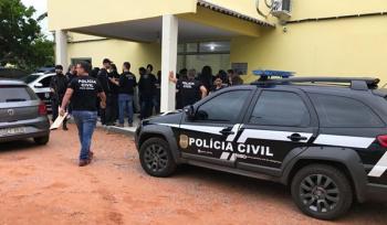 Operação Reditus, do Gaeco — Foto: Polícia Civil de Mato Grosso/Divulgação