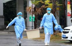 Epidemia de Coronavírus: 1,6 mil mortos, 69 mil infectados